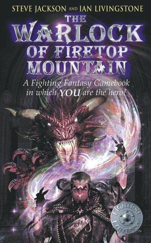 9780743475112: The Worlock of Firetop Mountain (Fighting Fantasy)