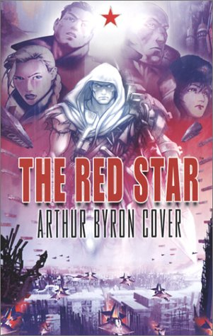 The Red Star (0743475321) by Arthur Byron Cover