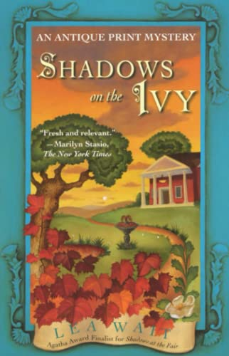 9780743475587: Shadows on the Ivy: An Antique Print Mystery (Antique Print Mysteries (Paperback))