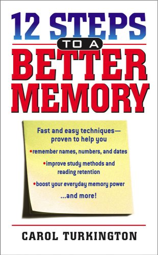 9780743475754: 12 Steps to a Better Memory
