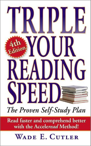9780743475761: Triple Your Reading Speed
