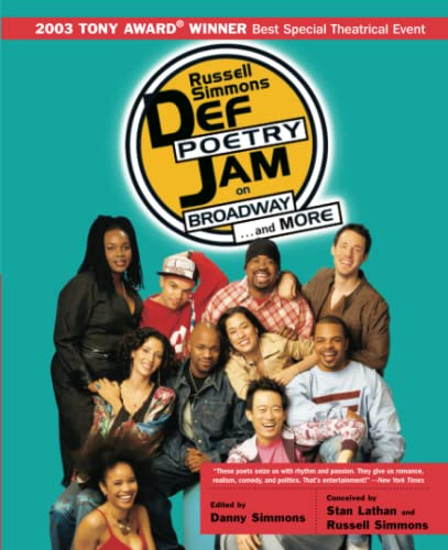 9780743476225: Russell Simmons Def Poetry Jam on Broadway ... and More