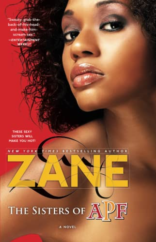 Zane's The Sisters of APF: The Indoctrination of Soror Ride Dick (0743476255) by Zane