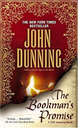 The Bookman's Promise (Cliff Janeway Novels): John Dunning