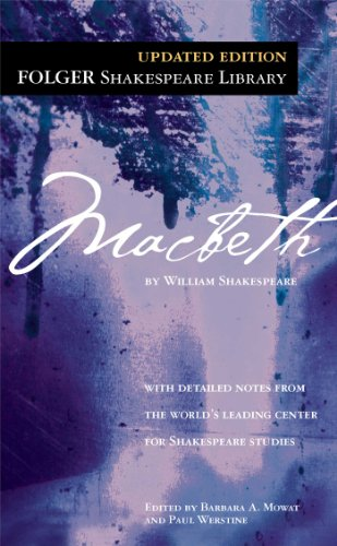 9780743477109: Macbeth (Folger Shakespeare Library)