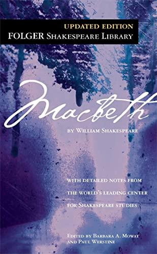 9780743477109: Macbeth (Folger Shakespeare Library)