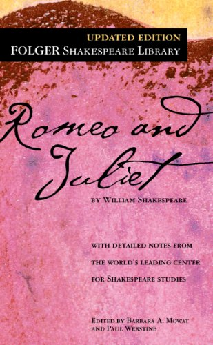 9780743477116: Romeo and Juliet (Folger Shakespeare Library)