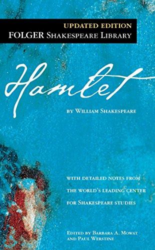9780743477123: Hamlet ( Folger Library Shakespeare)