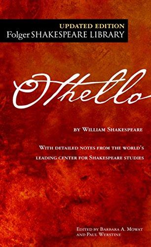 9780743477550: Othello (Folger Shakespeare Library)