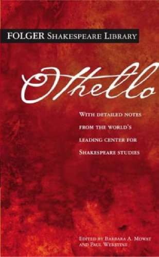 9780743477550: Othello (Folger Shakespeare Library)