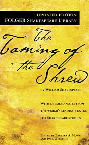 9780743477574: The Taming of the Shrew (Folger Shakespeare Library)