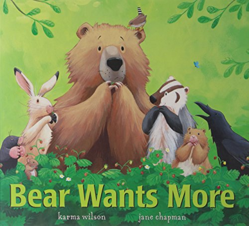 9780743477949: Bear Wants More