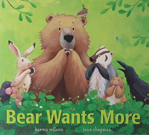 9780743477949: Bear Wants More
