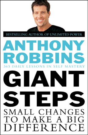9780743478083: Giant Steps: Small Changes to Make a Big Difference