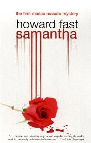 Samantha: The First Masao Masuto Mystery (0743479122) by Fast, Howard