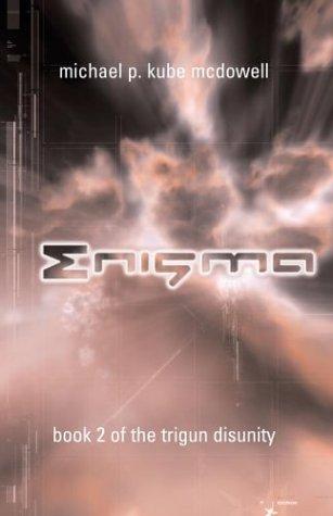 9780743479165: Enigma (Trigon Disunity)