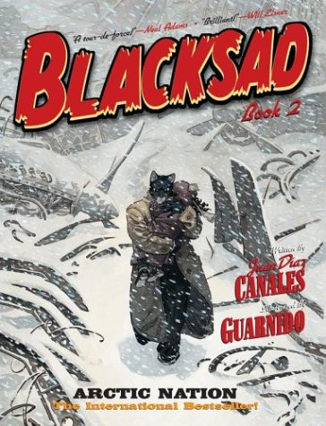 9780743479356: Blacksad 2: Arctic Nation (No. 2)