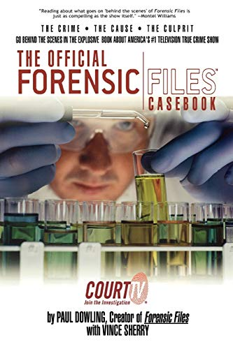 9780743479493: The Official Forensic Files Casebook