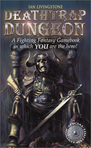 9780743479677: Deathtrap Dungeon (Fighting fantasy gamebooks)