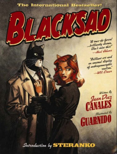 9780743479912: Blacksad 1: Somewhere Within the Shadows No. 1