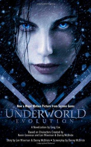 9780743480734: Underworld Evolution