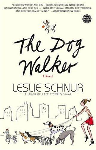 9780743482080: The Dog Walker: A Novel (Wsp Readers Club)