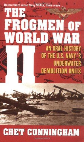 9780743482165: The Frogmen of World War II: An Oral History of the U.S. Navy's Underwater Demolition Teams
