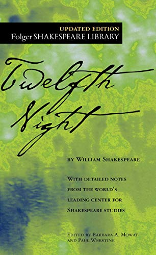 9780743482776: Twelfth Night (Folger Shakespeare Library)