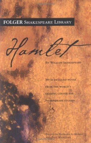 9780743482783: Hamlet (Folger Shakespeare Library)
