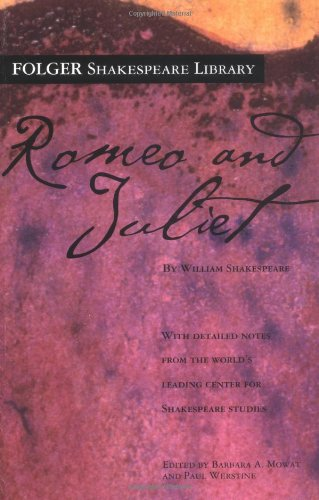 9780743482806: Romeo and Juliet (Folger Shakespeare Library)