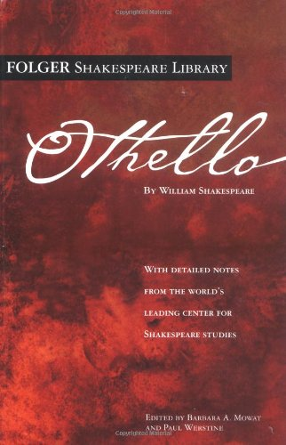 9780743482820: Othello (New Folger Library Shakespeare)