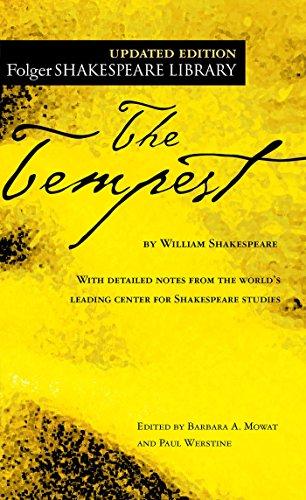 9780743482837: The Tempest (Folger Shakespeare Library)