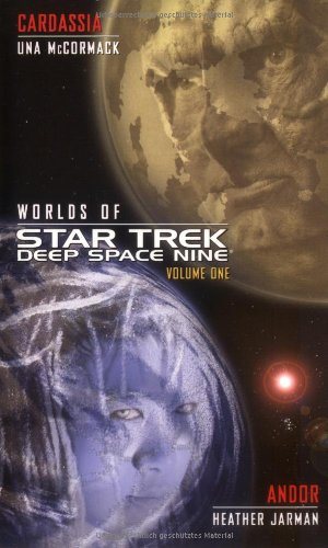 9780743483513: Star Trek: Deep Space Nine: Worlds of Deep Space Nine #1: Cardassia and Andor