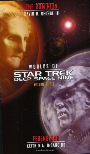 9780743483537: Worlds of Star Trek: Deep Space Nine, Vol. 3, The Dominion and Ferenginar