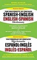 9780743483643: The University Of Chicago Spanish-english Dictionary,