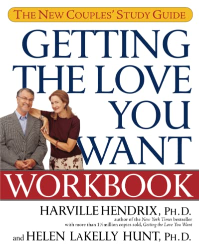 9780743483674: Getting the Love You Want Workbook: The New Couples' Study Guide