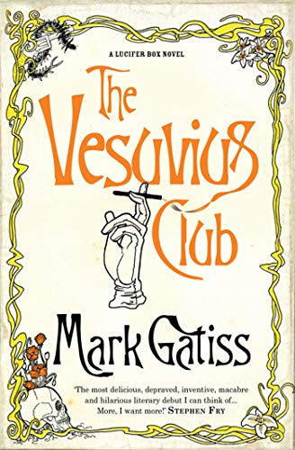 9780743483797: The Vesuvius Club: A Lucifer Box Novel