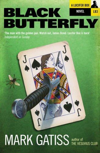 9780743483810: Black Butterfly: A Lucifer Box Novel
