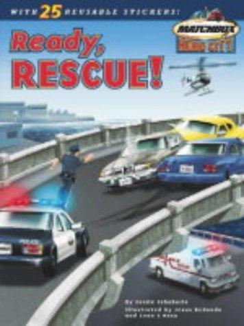 9780743483858: Ready, Rescue (Matchbox)