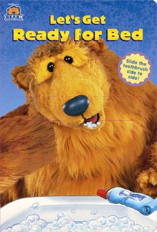 9780743484077: Let's Get Ready for Bed (Bear in the Big Blue House)