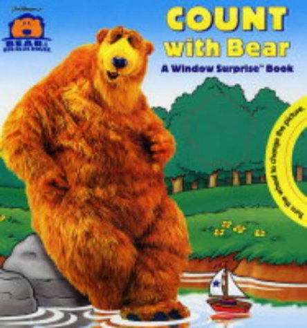 Count with Bear (Bear in the Big Blue House)