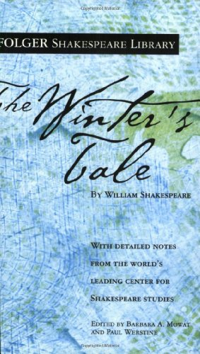 9780743484893: The Winter's Tale (New Folger Library Shakespeare)