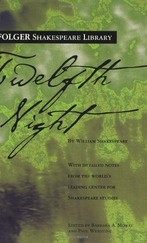 9780743484961: Twelfth Night (Folger Shakespeare Library)
