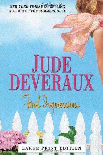First Impressions: A Novel: Jude Deveraux