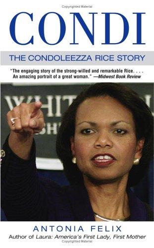 9780743486231: Condi: The Condoleezza Rice Story