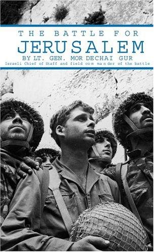 9780743486682: The Battle for Jerusalem