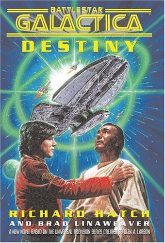Destiny (Battlestar Galactica): Hatch, Richard