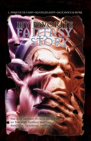 My Favorite Fantasy Story (9780743487443) by Martin Greenberg