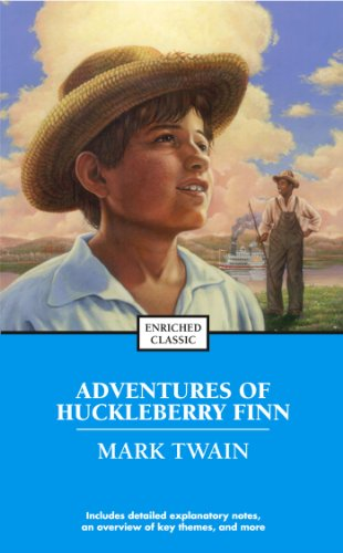 9780743487573: Adventures of Huckleberry Finn (Enriched Classics)