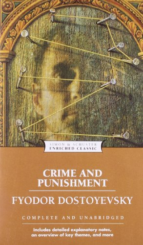 a summary of crime and punishment by fyodor dostoyevsky Buy a cheap copy of crime and punishment book by fyodor dostoyevsky mired in poverty, the student raskolnikov nevertheless thinks well of himself of his pawnbroker he takes a different.